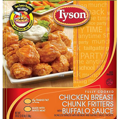Tyson Buffalo Chunks