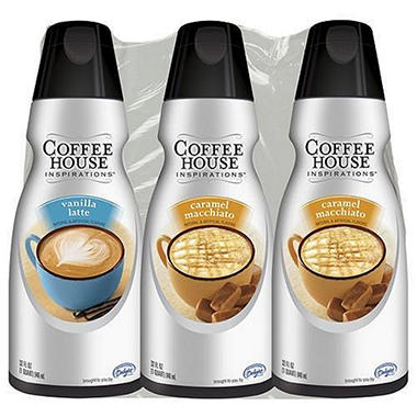 Coffee House Inspirations Creamers
