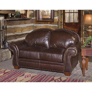 Telluride Collection Loveseat.