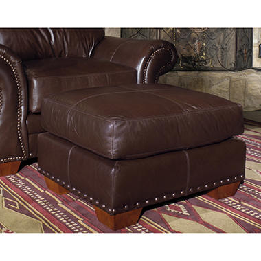 Telluride Collection Ottoman