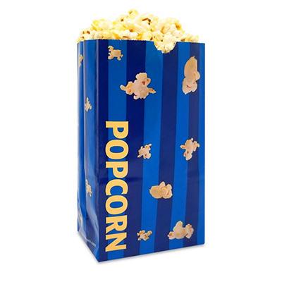 Gold Medal Laminated Popcorn Bags, 2.5 oz. (1,000 ct.)