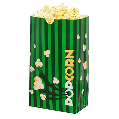 Gold Medal Laminated Popcorn Bags, 4.0 oz. (500 ct.)