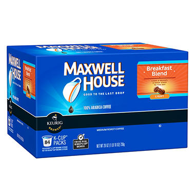 Buy Maxwell House Breakfast Blend Ground Coffee K-Cup Pods, 18 count at weziqaze.ga I've been trying dozens of different coffee pods for years hoping to find that