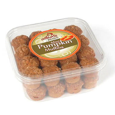 Mini-Pumpkin Muffins