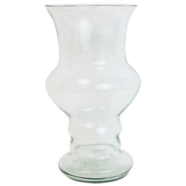 Floralife Medium Clear Glass Vase - 12 ct.