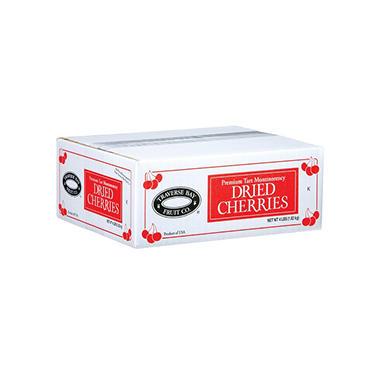 Traverse Bay Dried Cherries - 4 lb. box