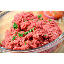 USDA Certified Organic Grass Fed Ground Beef, 85% Lean (4 lbs.)