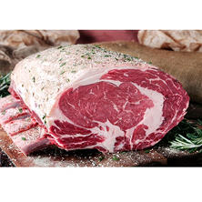 Black Angus Bone-In Prime Rib Roast (7 lb.)