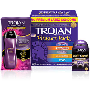 Trojan Pleasure Bundle
