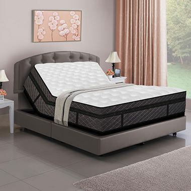 King Premium Dual Digital Sleep 5 Pillowtop Air Bed