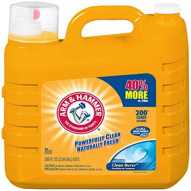 Arm & Hammer® Liquid Laundry Detergent