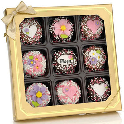 Lady Fortunes® Hand-Dipped Chocolate Oreos® - 9pk
