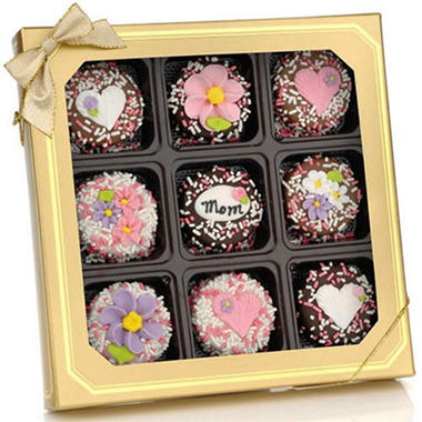 Lady Fortunes� Hand-Dipped Chocolate Oreos� - 9pk