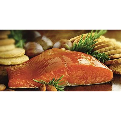 Copper River Fresh Sockeye Salmon (10 lb.)