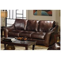 Sams Club Brown Quest Leather Regan Sofa Chair Leather Sofas Seating Living Room Furniture