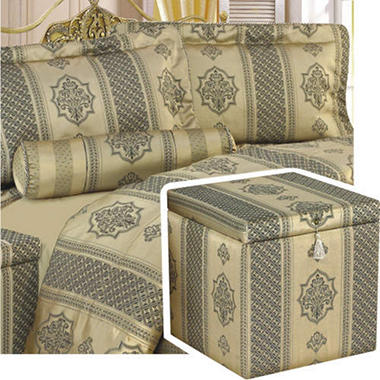 Revo Treasure Chest Bedroom Ensemble - Queen - 6 pc.