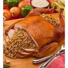 Big Easy Pork & Sausage Jambalaya Tur-Duc-Hen (13 lb.)
