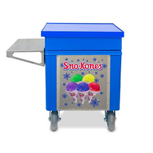 Gold Medal Sno-Kone Caddy