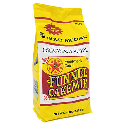 Gold Medal Pennsylvania Deluxe Dutch Funnel Cake Mix (6/5 lb. bags)