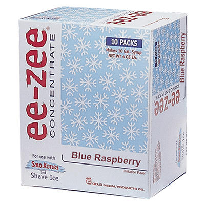 Gold Medal Ee-Zee Concentrate - Various Flavors - 10 pk.