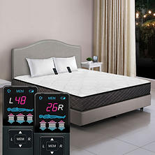 Dual Digital Princeton Eurostyle Air Bed