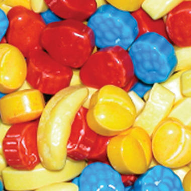 Rascals Fruit Flavored Candy - 17,000 ct.