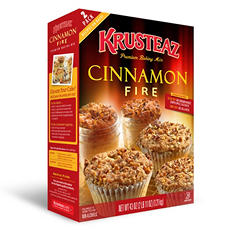 Krusteaz Cinnamon Fire Baking Mix (43 oz.)