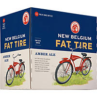 New Belgium Fat Tire Amber Ale (12 oz. bottle, 12 pk.)