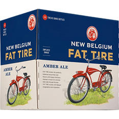 Fat Tire Amber Ale (12 fl. oz. bottles, 12 pk.)