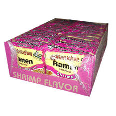 Maruchan Shrimp Flavored Ramen - 24/3oz.