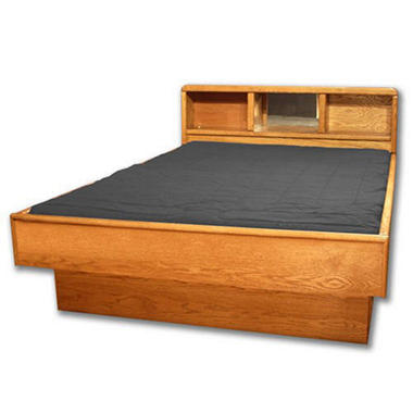 Demi Retro Waterbed Frame Set - Queen