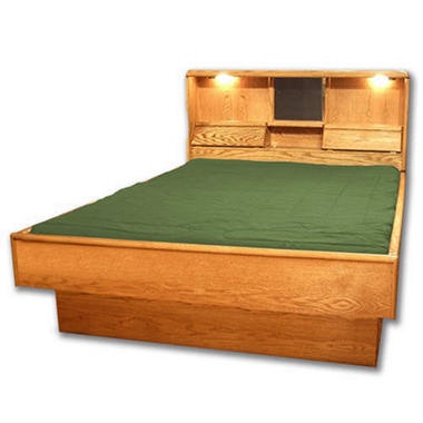 Mod Retro Waterbed Frame Set - Queen.