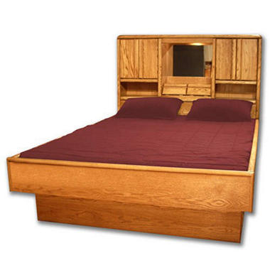 Grand Retro Waterbed Frame Set - King