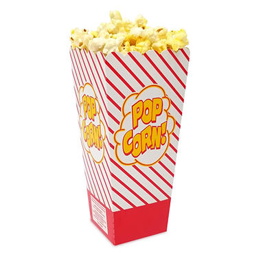 Popcorn Scoop Box, 1.25 oz. - 500 Boxes