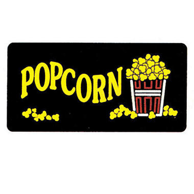 Gold Medal� 2984 Lighted Popcorn Sign