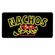 Gold Medal® Lighted Nachos Sign