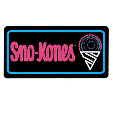 Gold Medal� Lighted Sno-Kone Sign