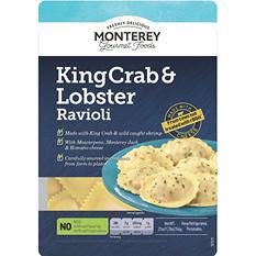 Monterey Gourment Foods King Crab Ravioli (27 oz.)
