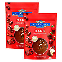 Ghirardelli Dark Chocolate Melting Wafers (30 oz., 2 pk.)