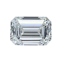 Click here for 1.21 CT. DIA LOOSE EMERALD CUT prices