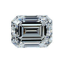 Click here for 1.55 CT. DIA LOOSE EMERALD CUT prices