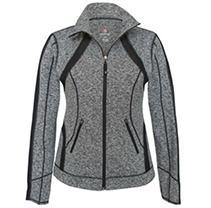 Tangerine Active Ladies Jacket BLK XL