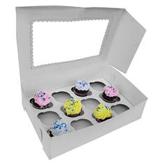 "Cupcake Insert for Cake Box (14"" X 10"" X 4"",  24pk.)"
