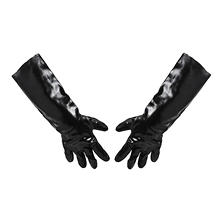 "Impact PVC Lined Gloves, Black (18"")"