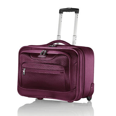 Samsonite Laptop Overnighter Business Case - Pink