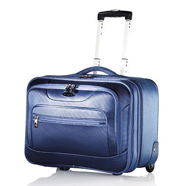 Samsonite Laptop Overnighter Business Case - Blue