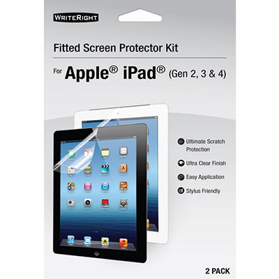 WriteRight Fitted Screen Protector for iPad