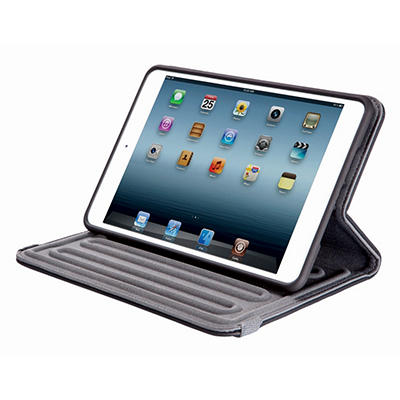 Domeo Recliner Folio for iPad mini - Black or Brown