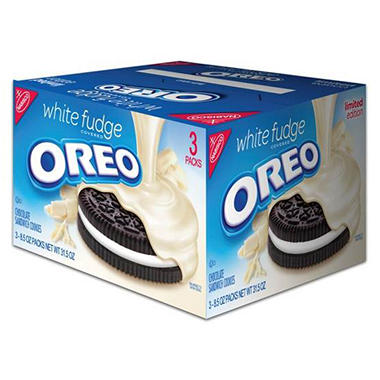 White Fudge Covered Oreo - 25.5 oz.