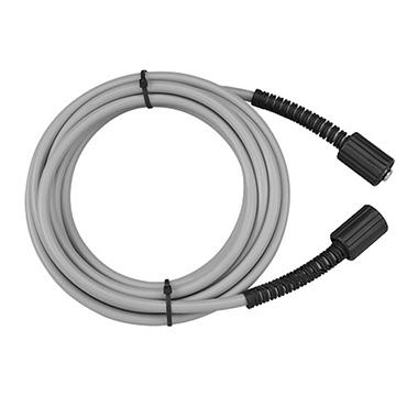 Black Max PVC Non-Marking High Pressure Hose - 50' 1/4""